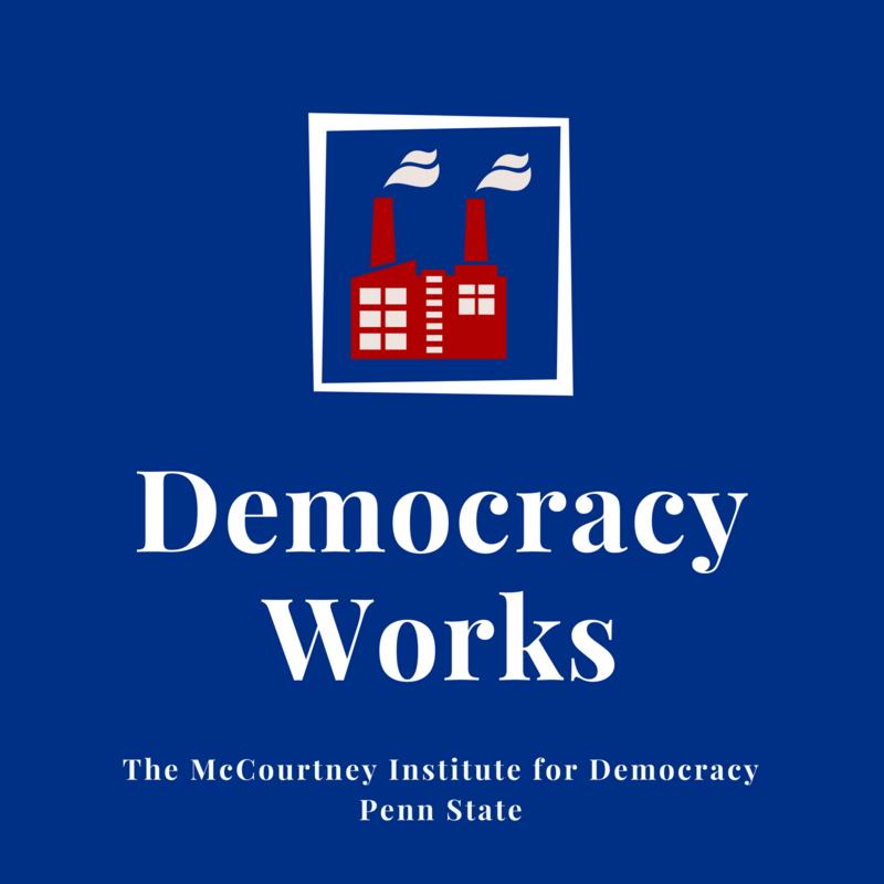 Democracy Works Podcast.