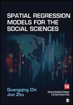 Book called Spatial Regression Models for the Social Sciences.