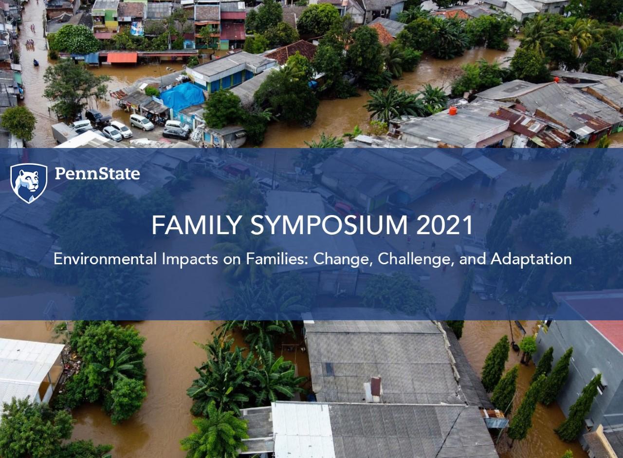 Family Symposium 2021 logo