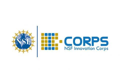 NSF Innovation Corps logo.
