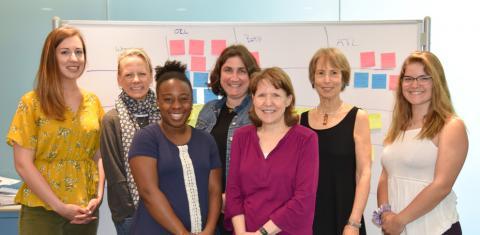 Photo of the Child Study Center Team.