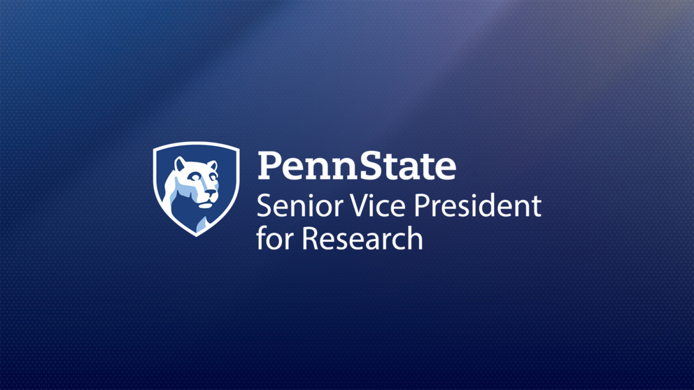 Office for Senior Vice President for Research