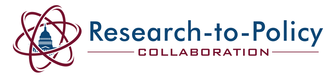 Research-to-Policy Collaboration.