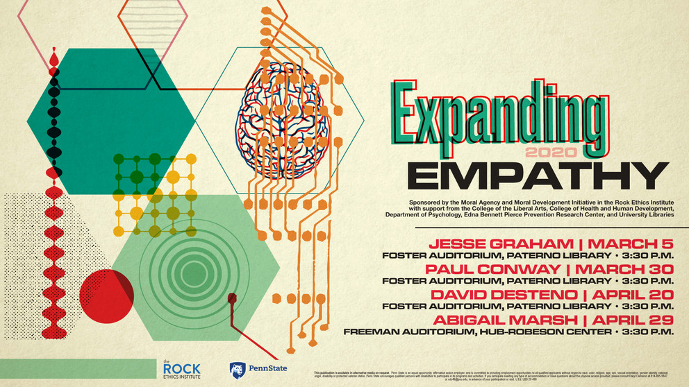 Expanding Empathy webinar graphic