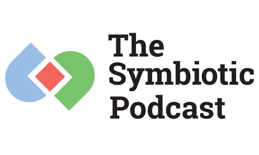 The Symbiotic Podcast logo
