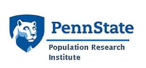 The Penn State mark with the Nittany Lion shield and the words Population Research Institute.