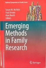 Emerging Methods in Family Research Cover