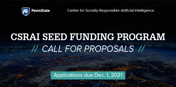 CSRAI Seed Funding graphic
