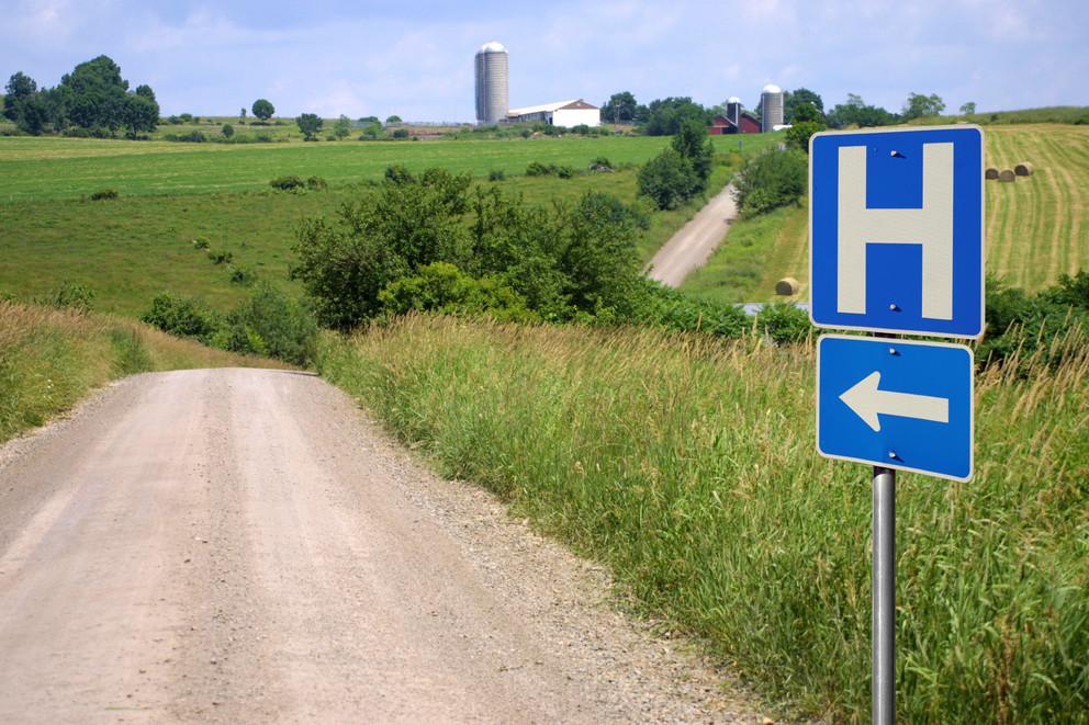 Rural farm world